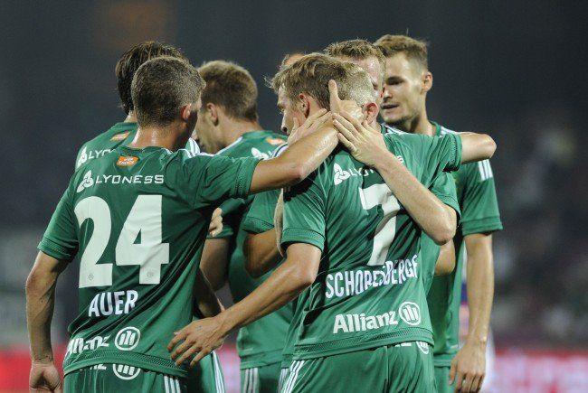 Startschuss zur Europa-League-Gruppenphase.