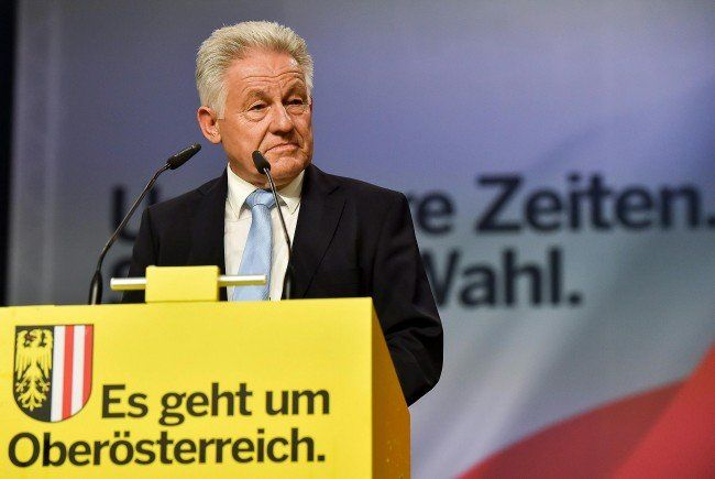 Der Wahlkampfauftakt der ÖVP Öberösterreich.