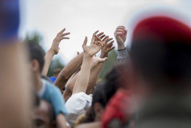 Die Entwicklungen in der Flüchtlingskrise im Liveticker