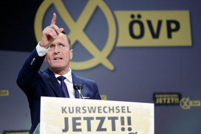 Die ÖVP ist in den Wien-Wahlkampf gestartet.
