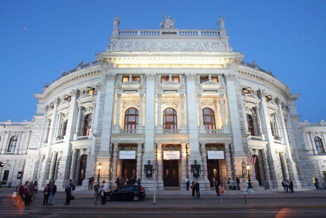 Das Burgtheater feiert am 11. Oktober Jubiläum.