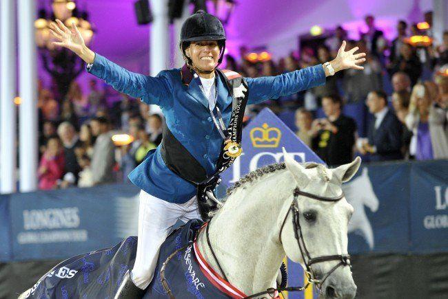 Luciana Diniz gewann das Vienna Masters.