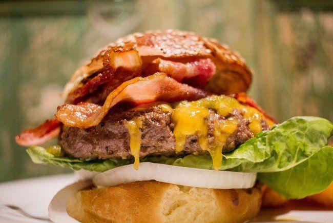 Wien wählt den Burger-Meister 2015!