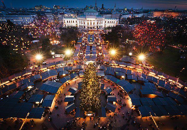 Wiener Adventzauber hat im Jubiläumsjahr 2015 wieder einiges zu bieten