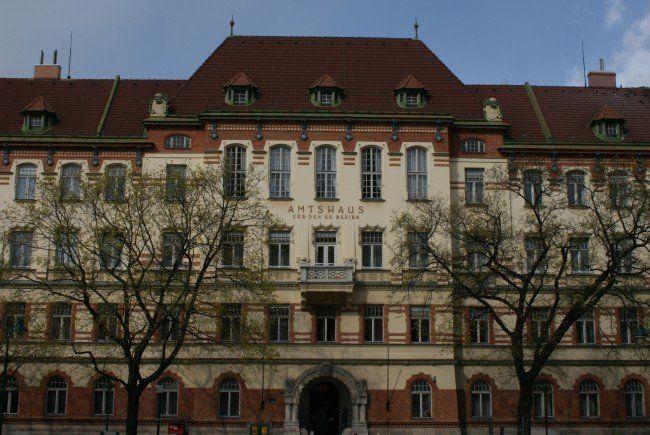 Das Amtshaus des 20. Wiener Gemeindebezirks.