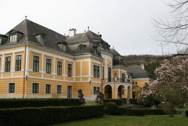 Das Schloss Neuwaldegg in Wien-Hernals.
