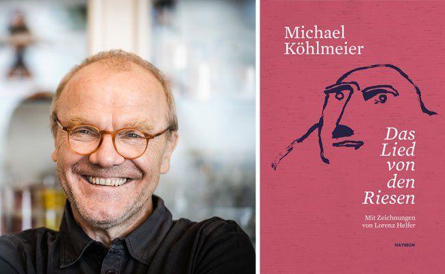 Erzähler Michael Köhlmeier und sein neues Buch