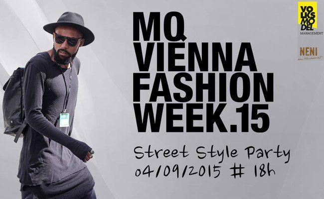 Die MQ Vienna Fashion Week lädt zum offiziellen Kick Off Event ein