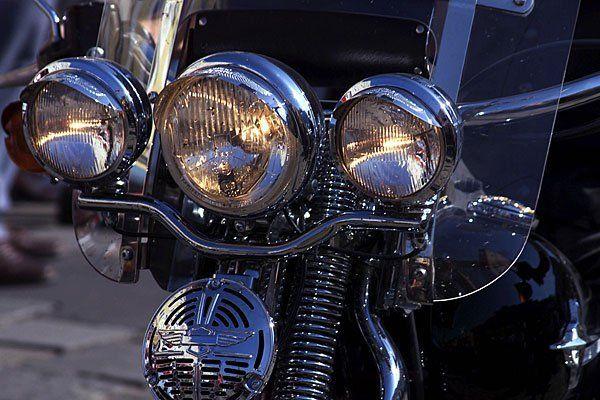 Beim Harley-Treffen in Kärnten wurde ein Wiener schwer verletzt