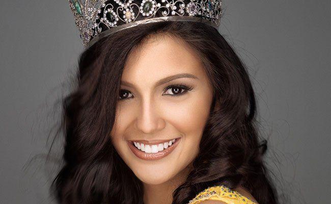 Die amtierende Miss Earth 2014 kommt am Mittwoch nach Wien.
