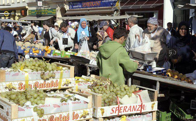 Am Wochenende findet beim Brunnenmarkt in Ottakring das Herbstfest statt.