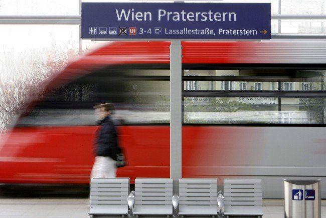 Die tödliche Attacke geschah beim Wiener Praterstern