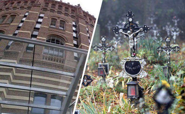 Vom Gasometer bis zum Friedhof der Namenlosen reichen die Bezirks-Highlights