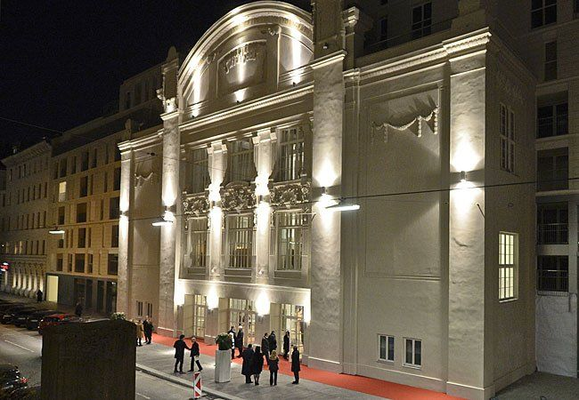 Bei Tag des Denkmals zu sehen: die neu eröffneten Wiener Sofiensäle