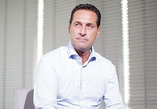 Strache zeigte wiederholt Ambitionen auf das Amt des Bürgermeisters