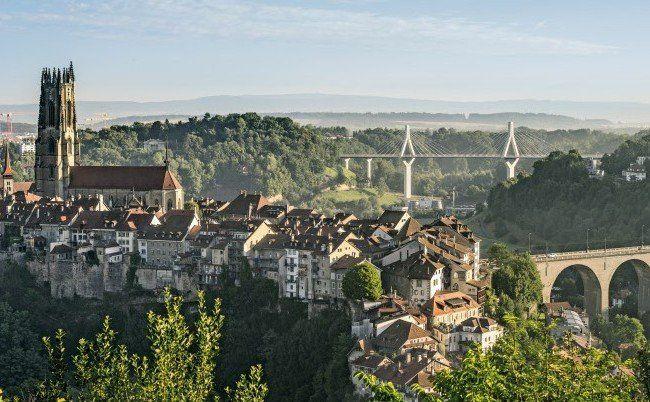 Städtereisen in der Schweiz.