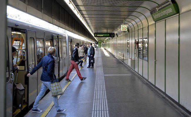 Die Wiener Linien erneuern die Funkanlagen im U-Bahn-Netz