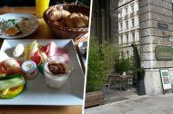 "Brunch in the City: ""Das erste Ma(h)l"" im Cafe Einstein"