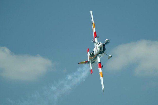 Das Red Bull Air Race gastiert wieder in der Steiermark.