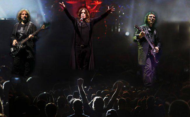 Black Sabbath geben ihre allerletzten Konzerte.