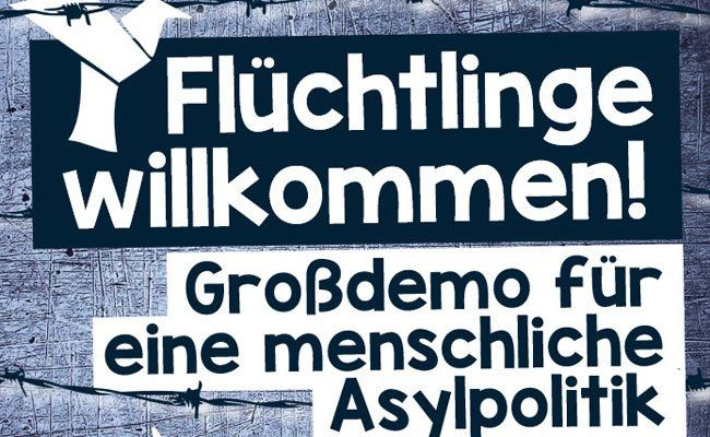 Die Großdemo findet am 3. Oktober in Wien statt.