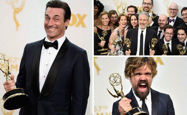 Die diesjährigen Emmy-Gewinner im Überblick