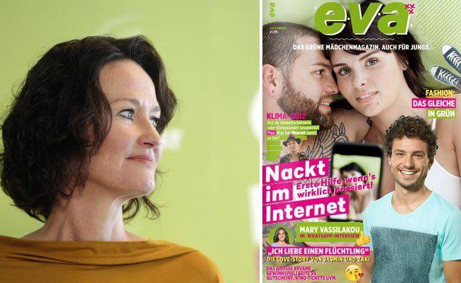 Bundesparteichefin Eva Glawischnig ist Namenspatronin des grünen Magazins.
