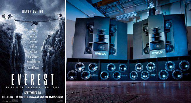 """VIENNA.at verlost 2x2 Tickets für """"Everest"""" im Cineplexx Donau Plex."""