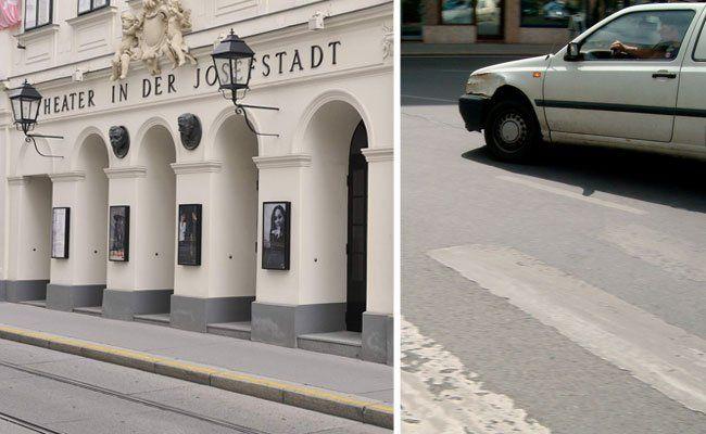 Das älteste Theater Wiens befindet sich in der Josefstadt, dem autoärmsten Bezirk Wiens