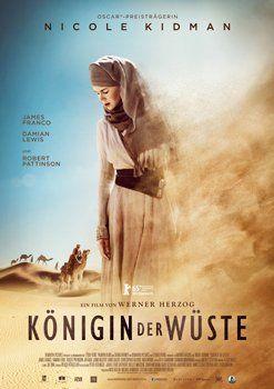 Königin der Wüste – Kritik und Trailer zum Film