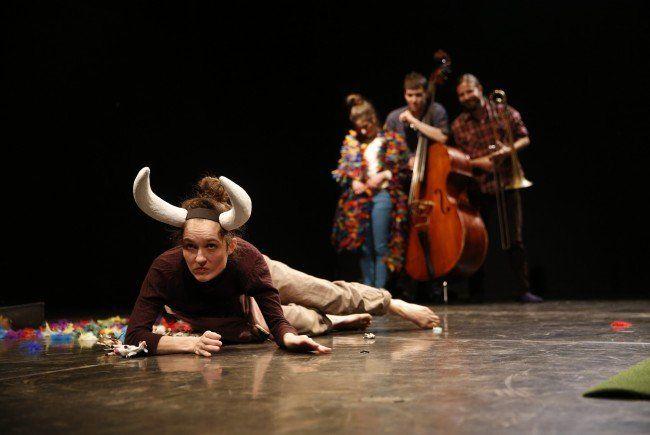 Die Theatersaison im Dschungel Wien beginnt.