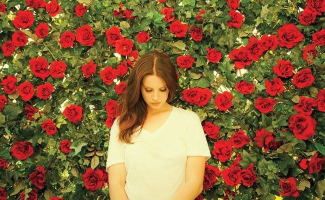 "Neues von Lana Del Rey: ""Honeymoon""."