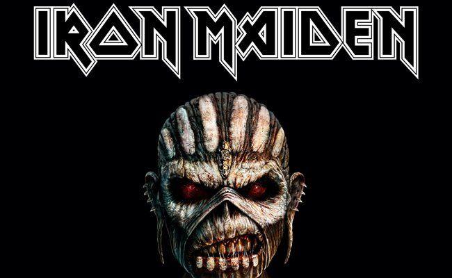 Das langersehnte Album von Iron Maiden ist nun am Markt