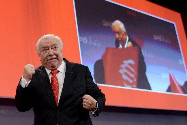 Auch in Wien wird ein stark personenbezogener Wahlkampf geführt,
