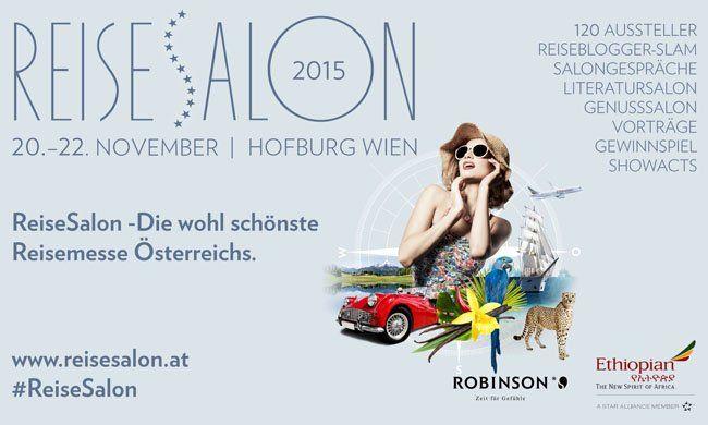 Der ReiseSalon 2015 macht Lust auf Reisen