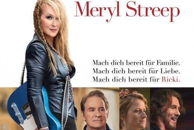 """3x2 Kinogutscheine für """"Ricki - Wie Familie so ist"""" gewinnen"""