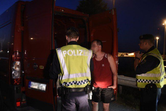 Die Wiener Polizei führt Schwerpunktkontrollen durch.