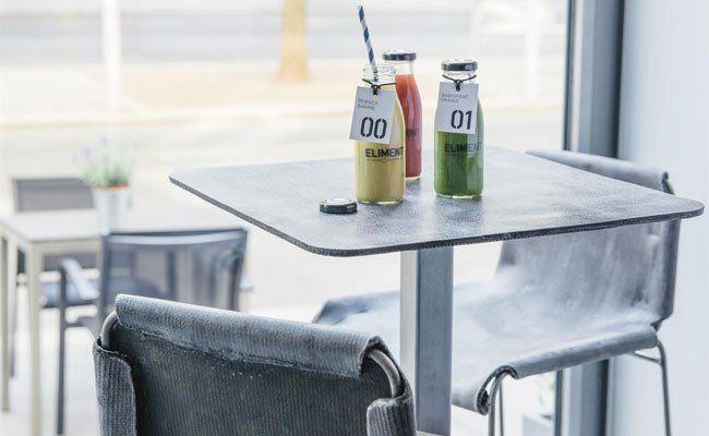 Neue Smoothie-Bar in Wien macht innocent und Co. Konkurrenz.