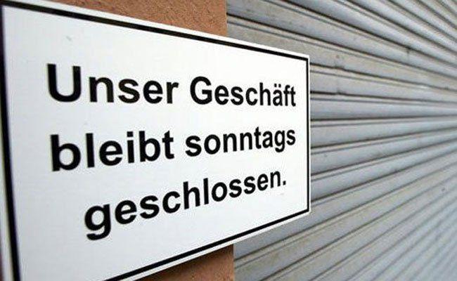 Die ÖVP lässt in Sachen Sonntagsöffnung nicht locker.