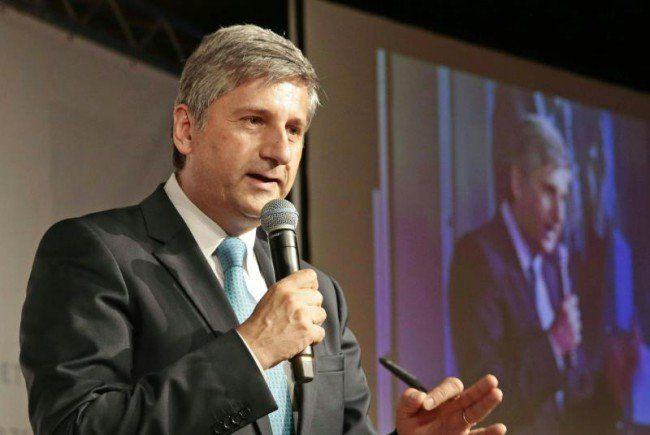 Spindelegger wird der neue Generaldirektor des in Wien ansässigen Internationalen Zentrums für die Entwicklung von Migrationspolitik (ICMPD).