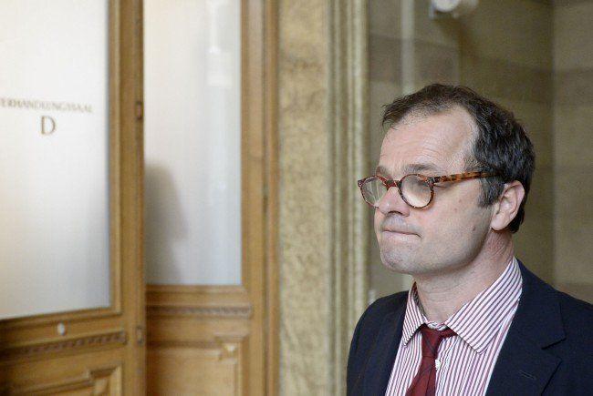 Der rechtskräftig verurteilte Stephan Templ.