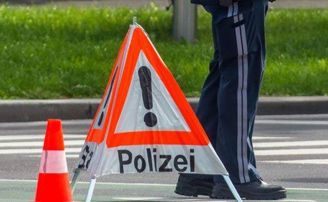 Die Radfahrerin wurde beim Unfall verletzt.