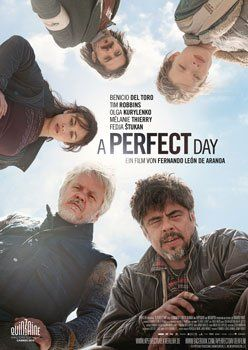 A Perfect Day – Trailer und Kritik zum Film