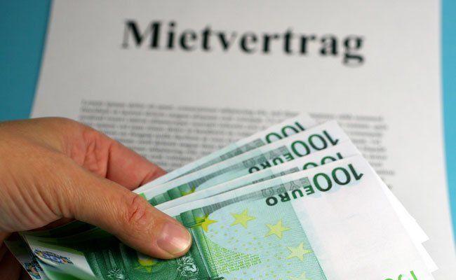 In Wien wohnt man teuer.