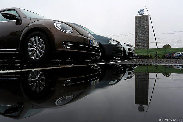 Es kommt immer dicker für Volkswagen