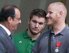 """""""Held von Thalys"""" in USA niedergestochen"""
