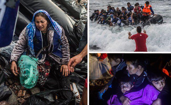 Die aktuellen Geschehnisse zur Flüchtlingskrise im Liveticker