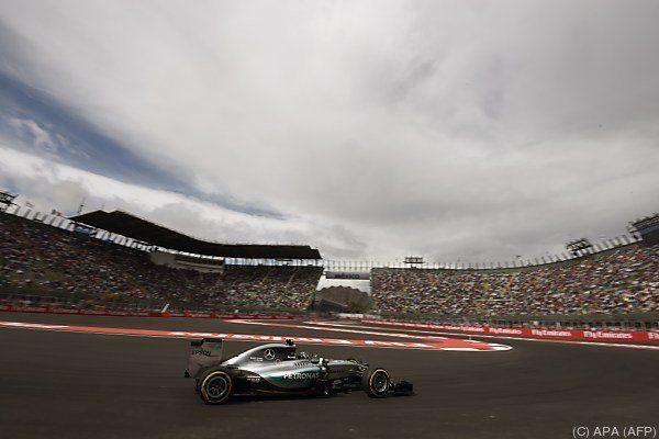 Bereits vierte Pole in Folge für Rosberg