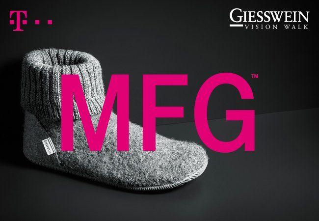 Giesswein setzt auf T-Mobile