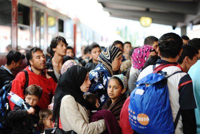 Ist die Flüchtlingswelle bewältigbar?